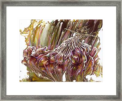 Where The Soul Takes Me Framed Print