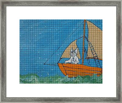 Where The Wild Things Roam Framed Print by Robert Margetts