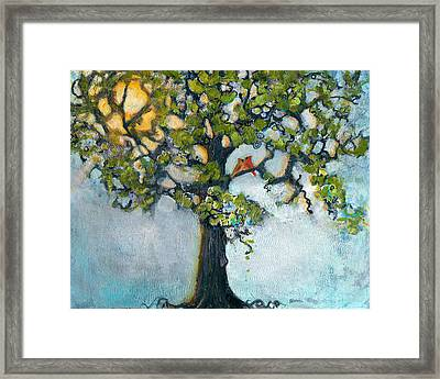 Where There Is Love  Framed Print