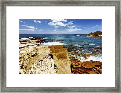Where Time Stands Still Framed Print