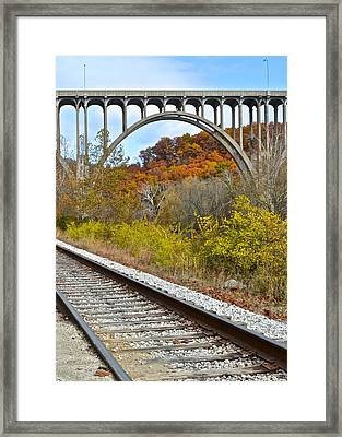 Where Was This Taken Framed Print by Frozen in Time Fine Art Photography