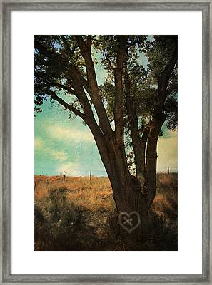 Where We'll Meet Framed Print by Laurie Search