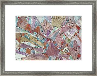 Which Way  Baby Framed Print by Hari Thomas