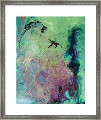 Which Witch Spells Framed Print