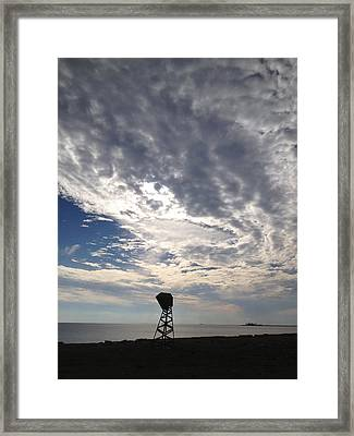 Whirlwind Framed Print