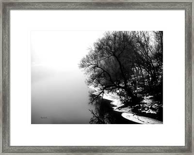 Whisper Framed Print by Bob Orsillo