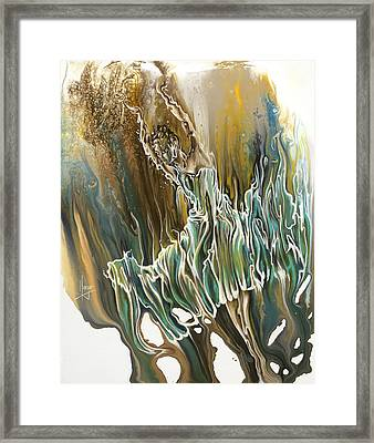 Whisper Framed Print by Karina Llergo