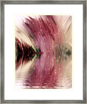 Whisper Wind Framed Print