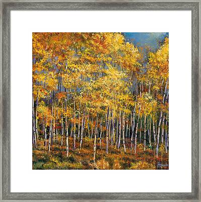 Whispers And Secrets Framed Print