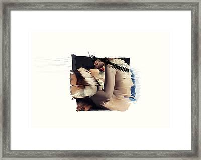 Whispers Framed Print by Panda Gunda