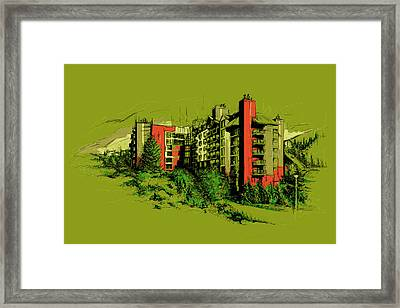 Whistler Art 003 Framed Print by Catf