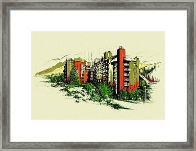 Whistler Art 004 Framed Print