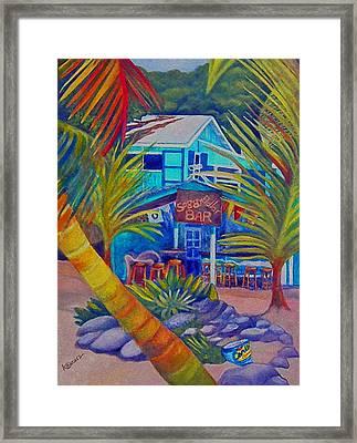 White Bay B.v.i. Framed Print