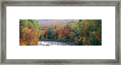 White Mountain National Forest Nh Framed Print by Panoramic Images