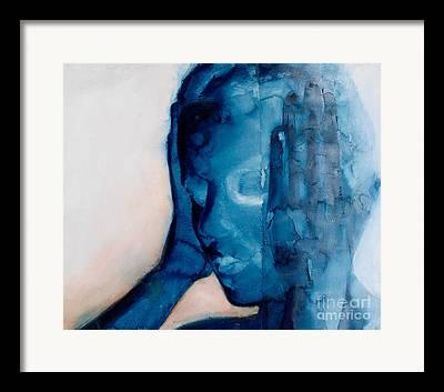Hand Gesture Framed Prints