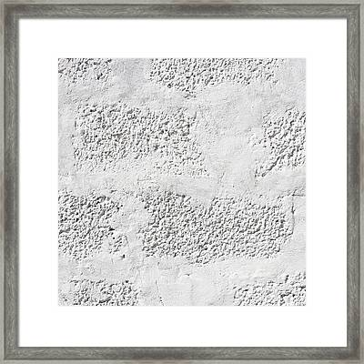 White Painted Wall Framed Print by Dutourdumonde Photography