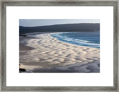 White Sands  Framed Print by Aidan Moran