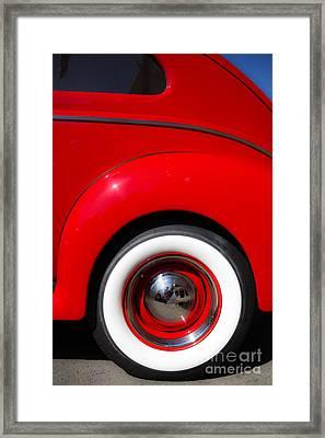 Whitewalls Two Framed Print
