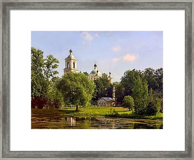Whitsunday Castle Framed Print by Linda Phelps