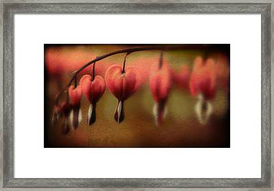 Framed Print featuring the painting Who Being Loved Is Poor by Douglas MooreZart