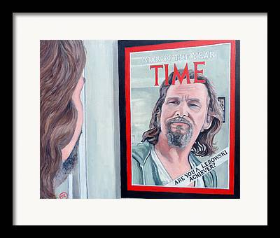 Tr Roderick Framed Prints