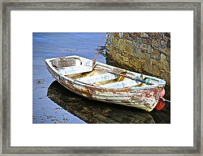 Who Needs Paint Framed Print