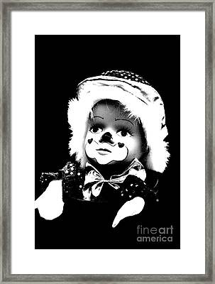 Why? Framed Print by Linsey Williams