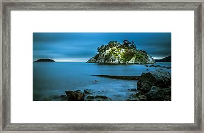 Whyte Islet 2 Framed Print