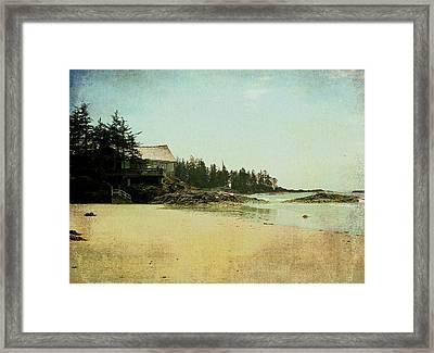 Wickaninnish Framed Print