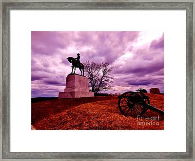 Wicked Remnants Framed Print by Sharon Costa