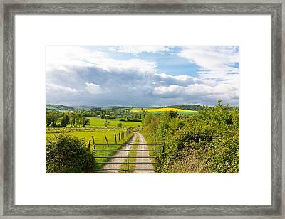 Wicklow County Framed Print by Semmick Photo