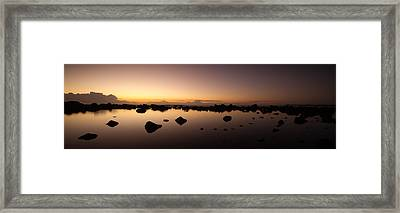 Wide Awakening Framed Print