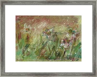 Wil O' The Wisp Framed Print