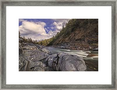 Wild And Scenic Scott River Framed Print