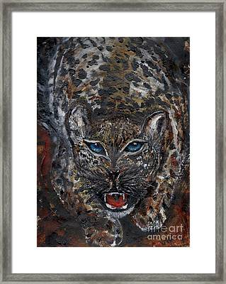 Wild By Nature Framed Print by Lori  Lovetere