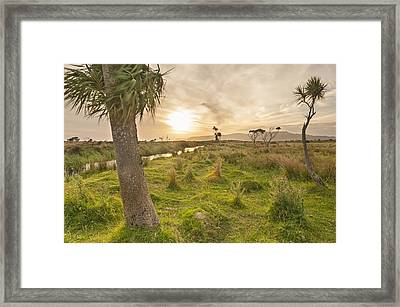 Wild Country Framed Print by Holger Spiering