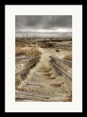 Isle Of Palms Framed Prints