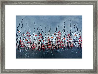 Wild Flowers 3 Framed Print