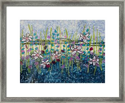 Wild Flowers 4 Framed Print