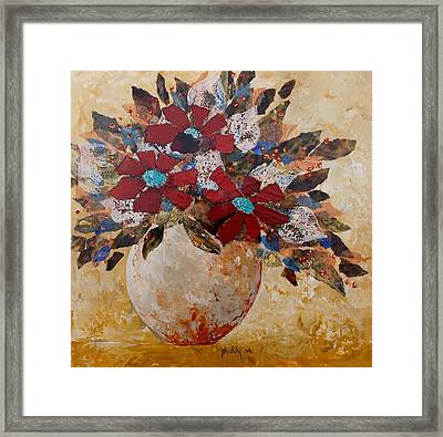 Wild Foowers 1 Framed Print