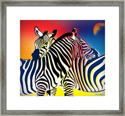 Wild Life 2 Framed Print by Mark Ashkenazi