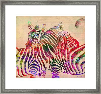 Wild Life 3 Framed Print by Mark Ashkenazi