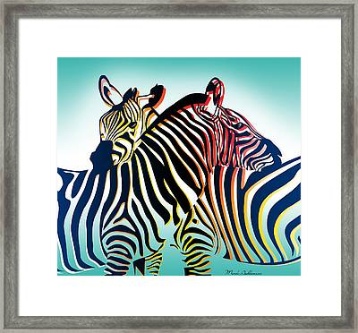 Wild Life  Framed Print by Mark Ashkenazi