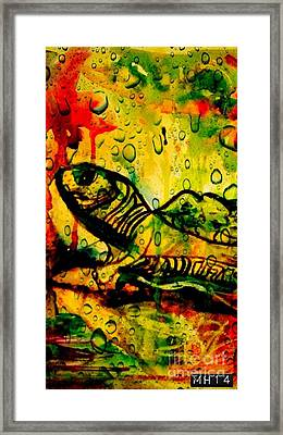 Wild Framed Print by Michelle Hynes