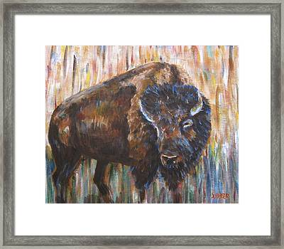 Wild One Framed Print