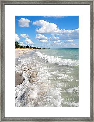 Framed Print featuring the photograph Wild Ride by Margie Amberge