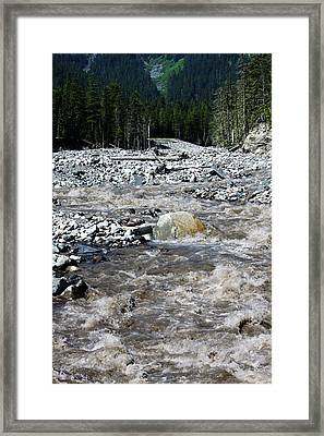 Wild River Framed Print