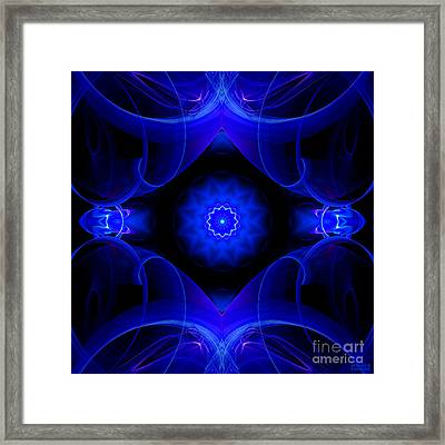 Wild Sensations Framed Print