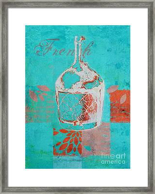 Wild Still Life - 12311a Framed Print by Variance Collections