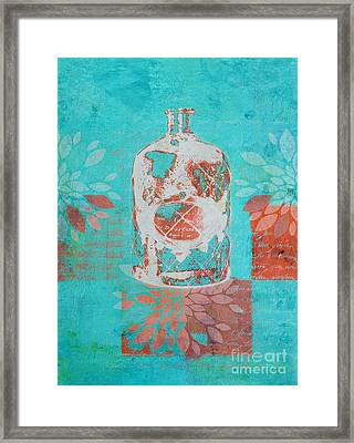 Wild Still Life - 13311a Framed Print by Variance Collections
